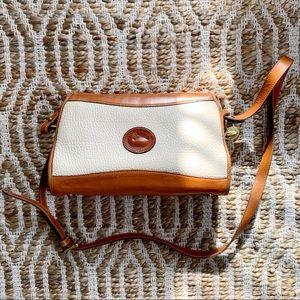 Dooney & Bourke Vintage Two-toned Crossbody Bag